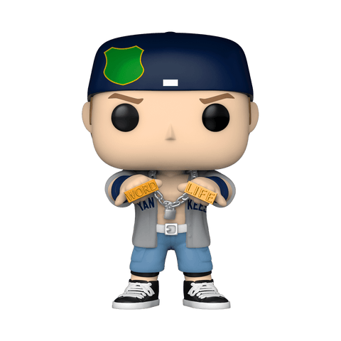 Pop! WWE:John Cena - Dr. of Thurganomics