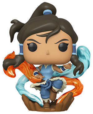 Pop! Animation: The Legend of Korra - Korra