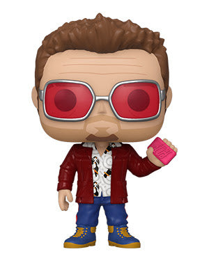 POP Movies: Fight Club- Tyler Durden