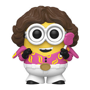 Pop! Movies: Minions 2: The Rise of Gru - 70's Bob