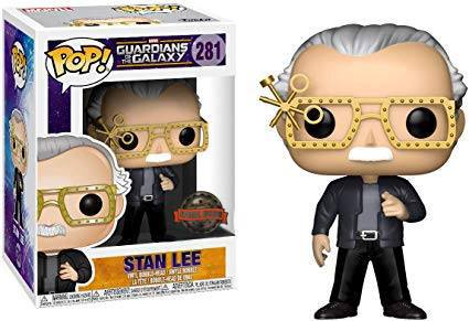 POP Marvel: Stan Lee Cameo - Futuristic Glasses (G