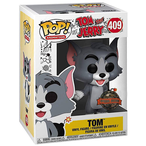 Pop Animation: Tom & Jerry S1 - Tom w/ Explosive