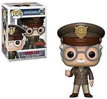 POP Marvel: Stan Lee Cameo - Army General