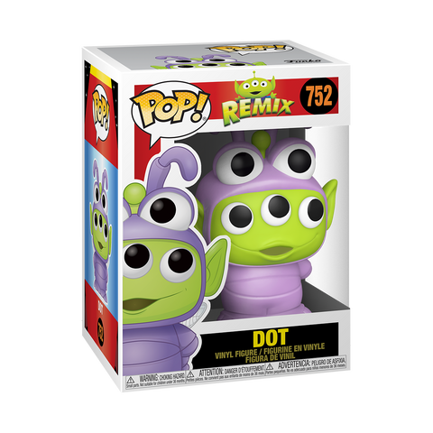 POP Disney: Pixar- Alien as Dot