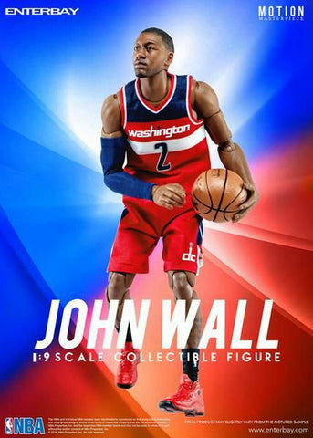 NBA Collection – John Wall 1/9 scale (Series 1)