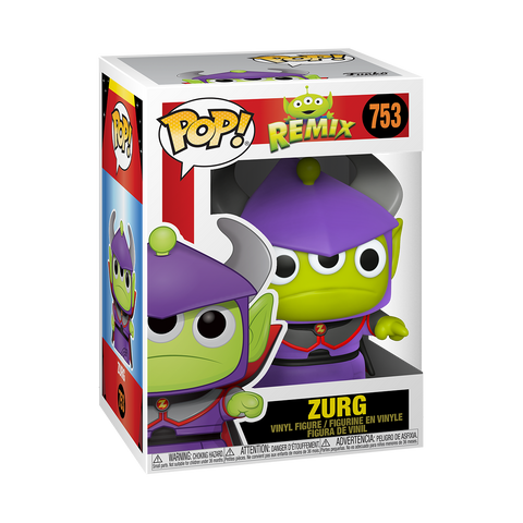 POP Disney: Pixar- Alien as Zurg