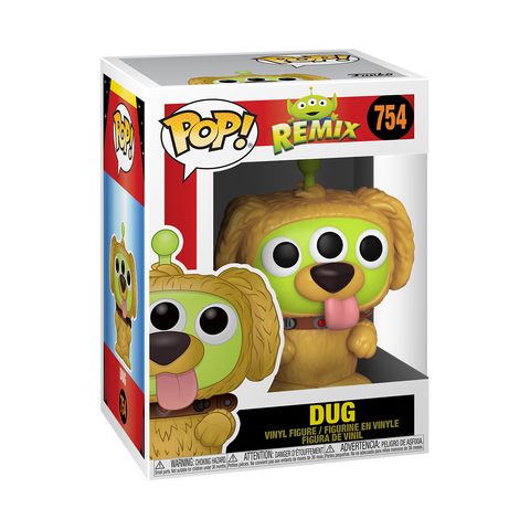 POP Disney: Pixar- Alien as Dug