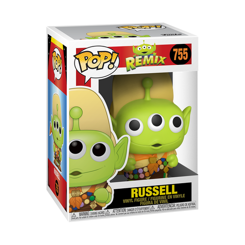 POP Disney: Pixar- Alien as Russel