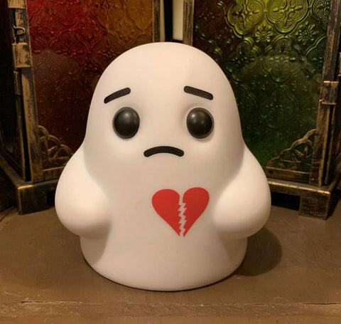 Heartbroken Ghost