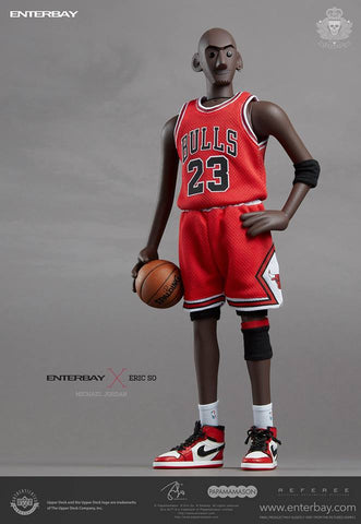 1/6 Enterbay X Eric So Michael Jordan -Limited Edition (Away)