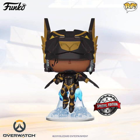 Pop! Overwatch S5 - Pharah Anubis (Exclusive)
