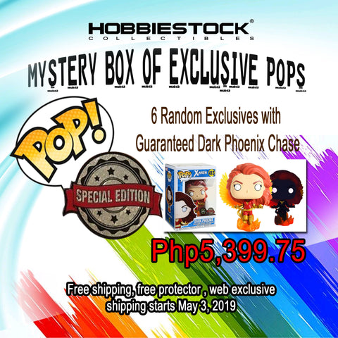Exclusive Mystery Chase Box