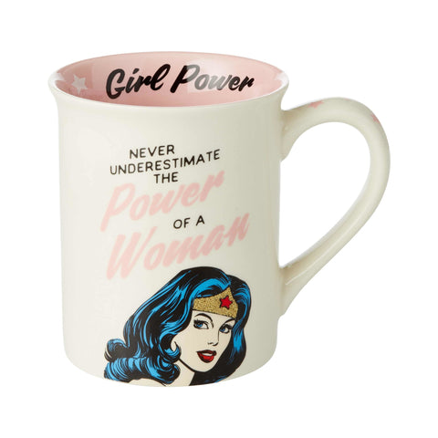 DC Mug Wonder Woman Girl Power