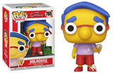 Funko Pop! Animation: 2020 ECCC Funko Shared Exclusive - The Simpsons - Millhouse