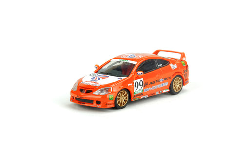 "HONDA INTEGRA Type-R DC5 #99 ""AUTOBACKS""  VERNO Japan One Make Race 2002"