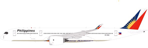 1/400 Philippine Airlines Airbus A350-900 RP-C3502 With Stand