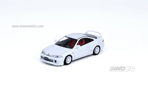 Honda Integra Type R DC2 1996 White With Extra Wheels & Extra decals sheet