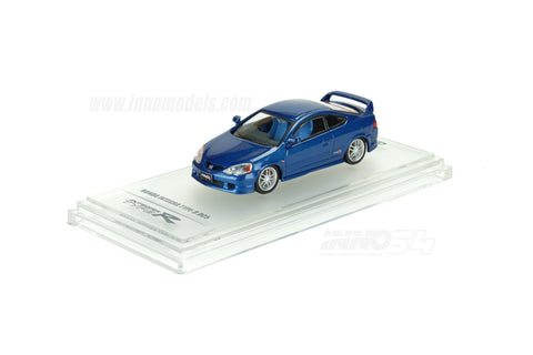 HONDA INTEGRA TYPE R DC5 2002 Metallic Blue