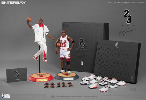 1/6 Michael Jordan (Final Edition Limited 3,000pcs)