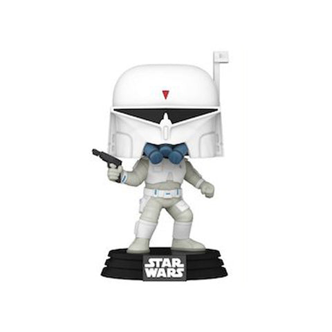 Funko Pop! Star Wars Celebration 2020 Shared Exclusive: Concept Series Boba Fett