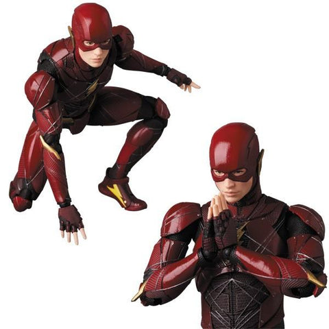Mafex: The Flash