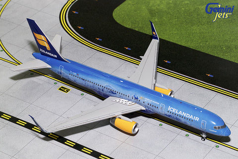 "1/200 ICELANDAIR B757-200(S) ""80TH ANNIVERSARY"" TF-FIR"