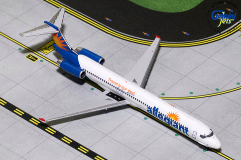 "Allegiant MD-82 ""Good Bye MD-80"""