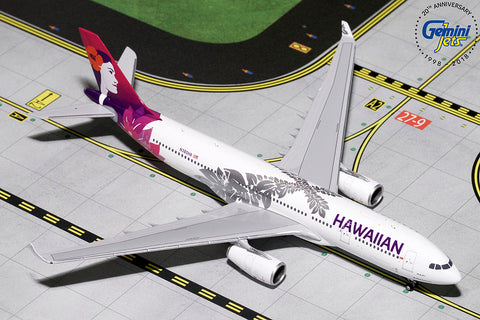 Hawaiian A330-200 (New Livery) N380HA