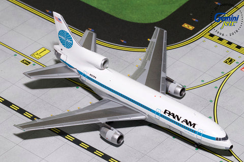 "GJ400 PAN AM L-1011-500 ""Clipper Black Hawk"" N511PA"