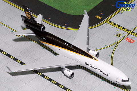 GJ400 UPS MD-11F N280UP