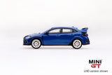 1/64 Honda Civic Type R (FK8)  Aegean Blue w/ Modulo Kit (LHD)