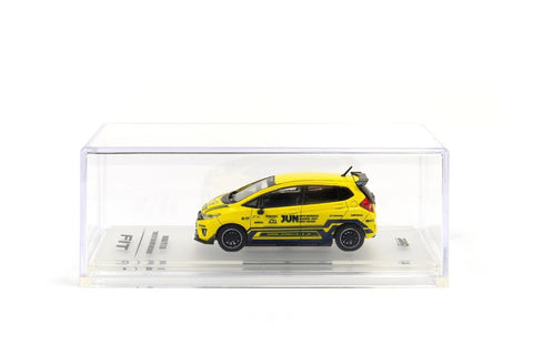 "Inno64 Honda Fit 3 RS "" Tuned by Jun Auto""  ( TOYSOUL EXCLUSIVE )"