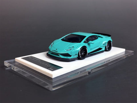 1/64 Lamborghini LB610 Light Blue