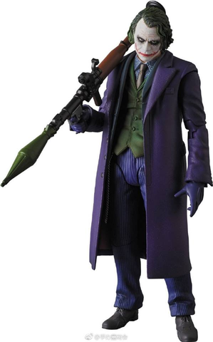 Mafex: The Joker