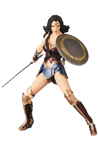 Mafex: Justice League - Wonder Woman