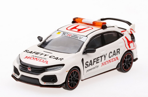 1/64 Honda Civic Type R (FK8) Adac TCR Germany Safety Car (Indonesia Exclusive)