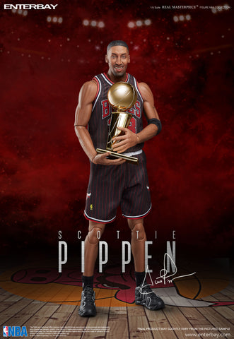 1/6 Scottie Pippen