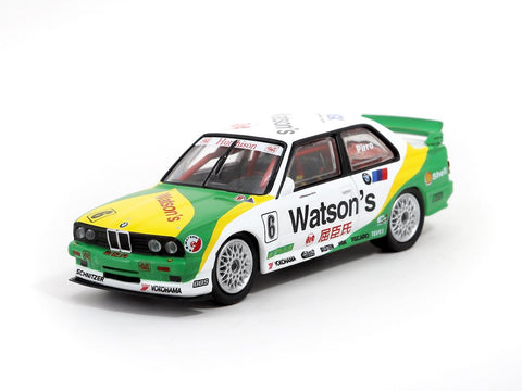 1/64 BMW M3 E30 EVO 1991 - Macau Guia race winner