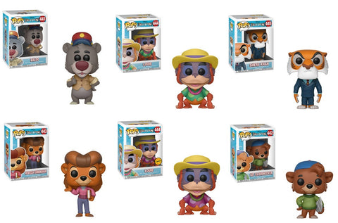 Funko Chase Bundle: Disney - Talespin (Set of 6)