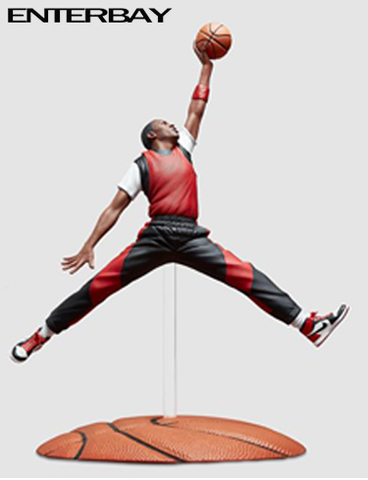 1/6 SCULPTURE COLLECTION - MICHAEL JORDAN Ral Edition