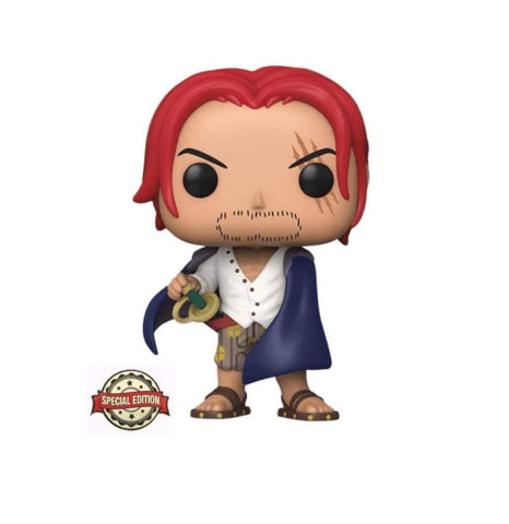 Funko Pop! Animation: One Piece - Shanks (Special Edition)