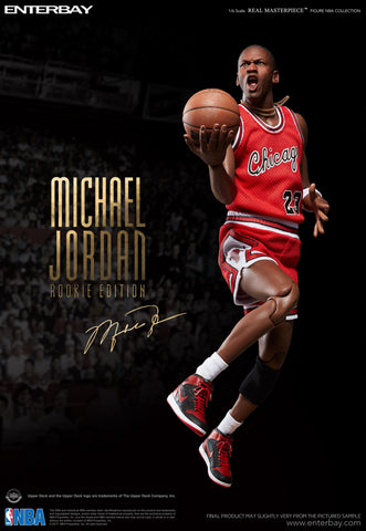 NBA Collection - 1/6 Michael Jordan Rookie