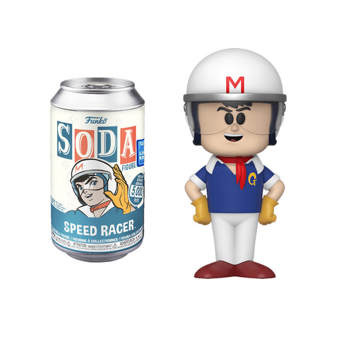 Funko Pop! Wondercon 2020 Funko Shared Exclusive: VINYL SODA: Animation - Speedracer