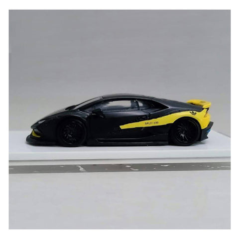 1/64 Lamborghini LB610 Black/Yellow