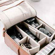 Inside Camera Bag padded with Closed Cell Foam