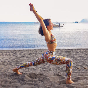 Yoga: When You Are Faced With A Difficult Task, You Begin