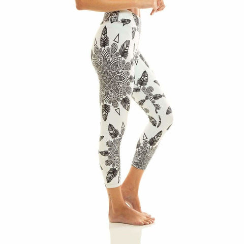 7/8 Compression Eco Legging Tata Inti - Leggings