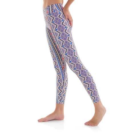 7/8 Legging GeoPower by Tiffany Cruikshank - Leggings