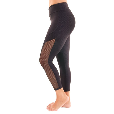 Hollywood Legging Black - Leggings