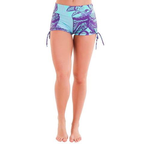 Shine Shorts Peaceful Paisley - Shorts